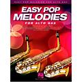 Hal Leonard Easy Pop Melodies For Alto Sax thumbnail