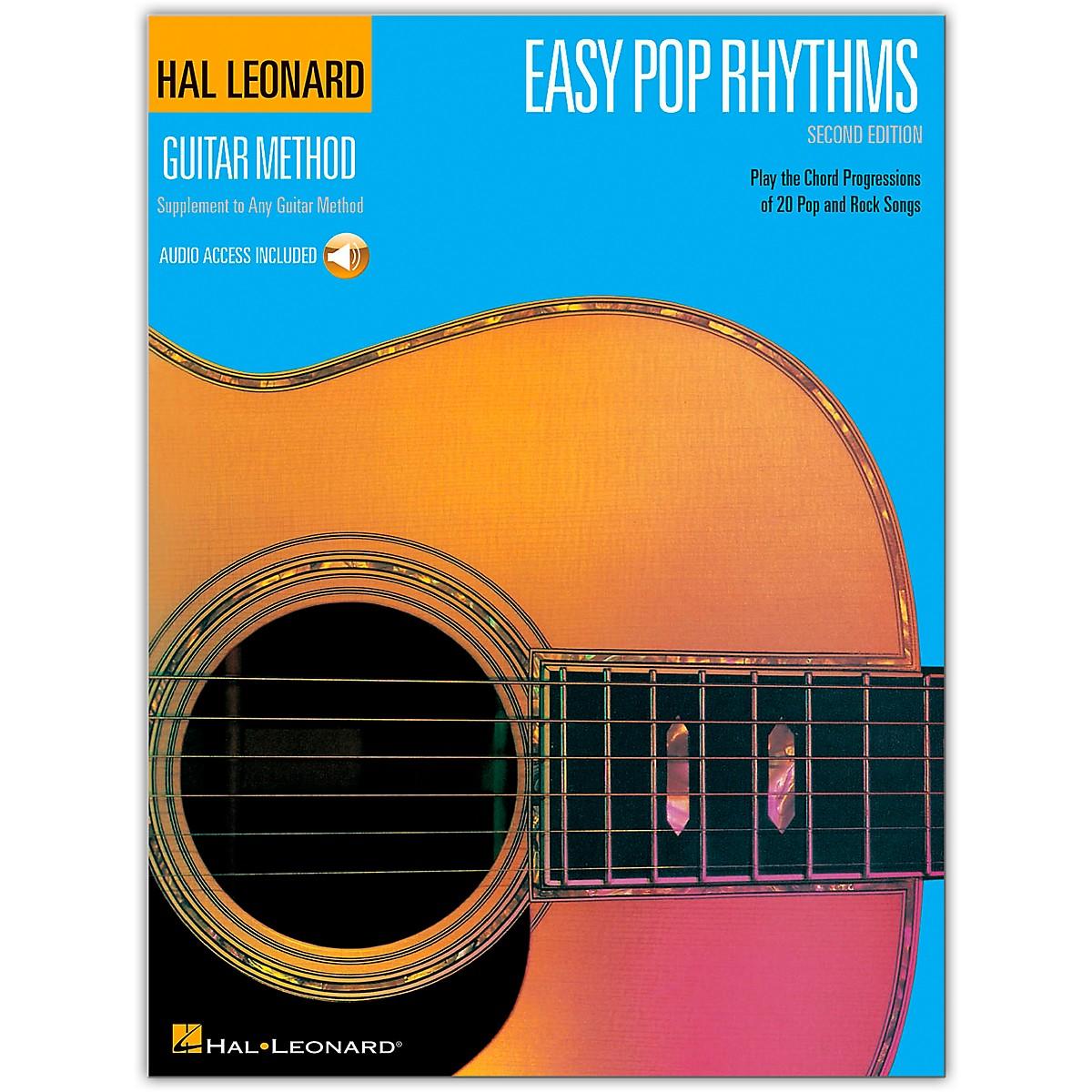 Hal Leonard Easy Pop Rhythms 2nd Edition (Book/Online Audio)