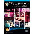 Alfred Easy Pop & Rock Instrumental Solos Tenor Sax Book & CD thumbnail