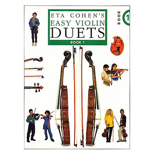 Novello Easy Violin Duets - Book 1 Music Sales America Series