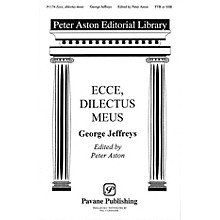 Banks Music Publications Ecce, Dilectus Meus TTB/SSA arranged by Peter Aston