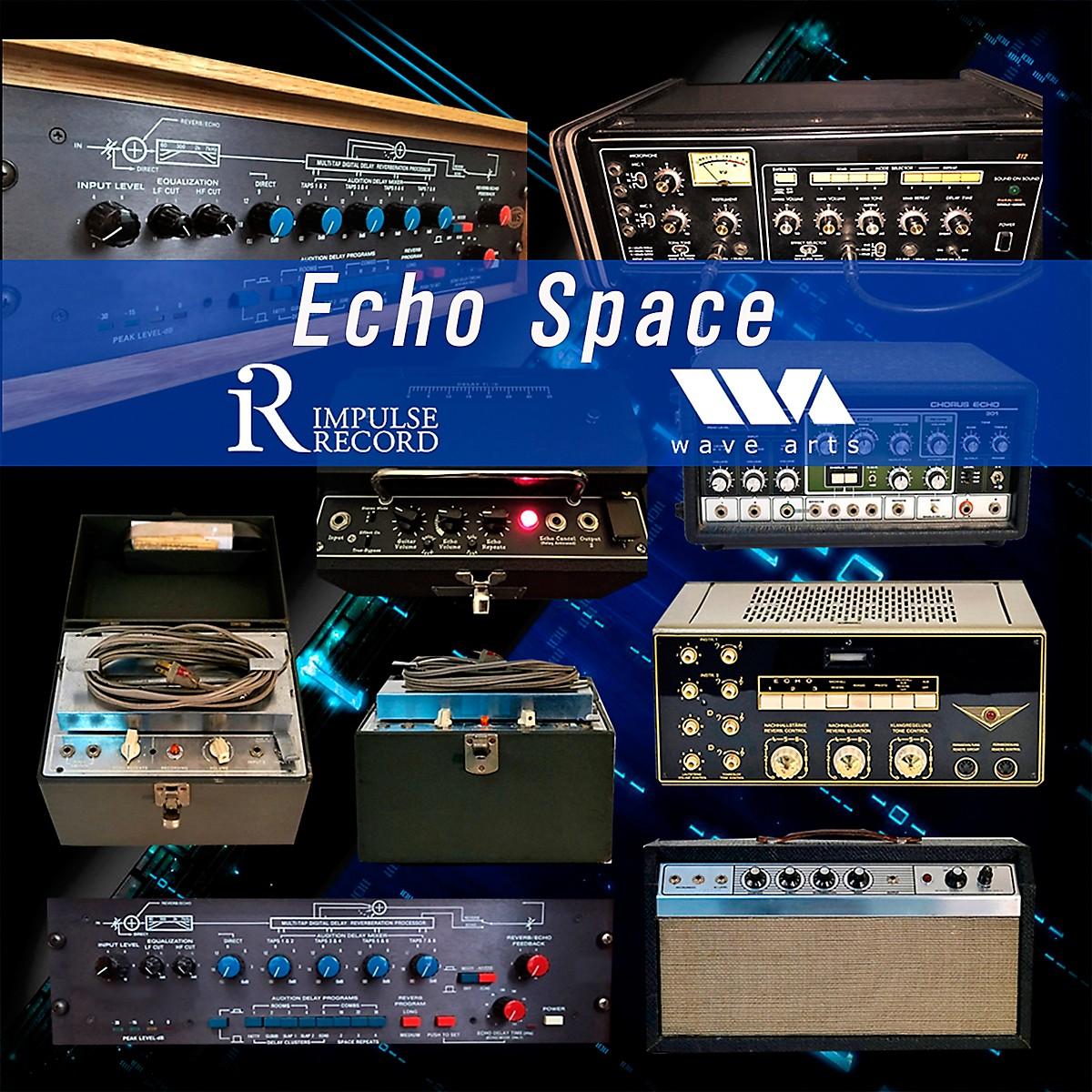 Impulse Record Echo Space