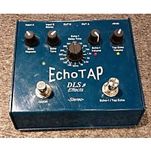 DLS Effects EchoTap Effect Pedal