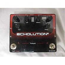 Pigtronix Echolution 2 Analog Delay Effect Pedal