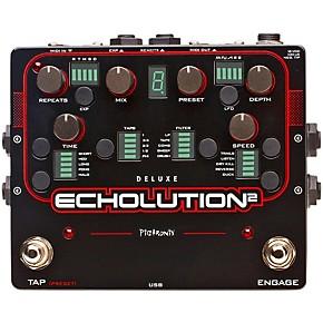 pigtronix echolution 2 deluxe guitar effects pedal guitar center. Black Bedroom Furniture Sets. Home Design Ideas