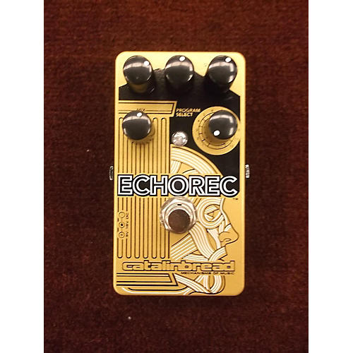 Swart Echorec Multi-Tap Echo Effect Pedal