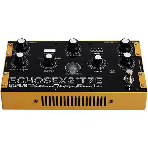 Gurus Echosex 2 T7E Delay Effects Pedal