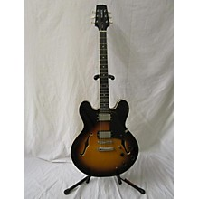 Hamer Echotone Hollow Body Electric Guitar