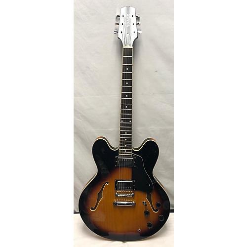 Hamer Echotone Hollow Body Electric Guitar