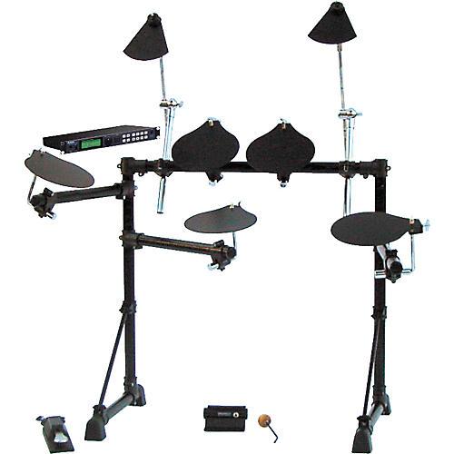Pintech Eco8 Electronic Drum Kit with Alesis DM5 Module
