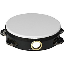Economy Tambourines 6 in. Single Row Jingles
