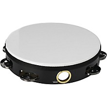 Economy Tambourines 8 in. Single Row Jingles