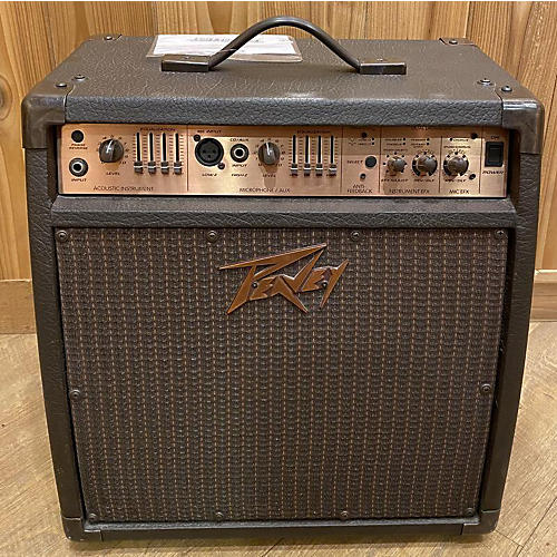 Peavey Ecoustic 110EFX Acoustic Guitar Combo Amp