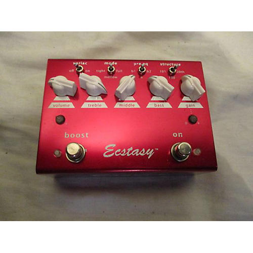 Bogner Ecstacy Red Effect Pedal