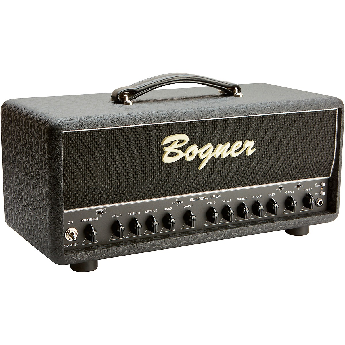 Bogner Ecstasy 3534 35W Tube Guitar Amp Head
