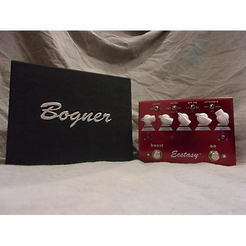 Bogner Ecstasy Red Overdrive Effect Pedal