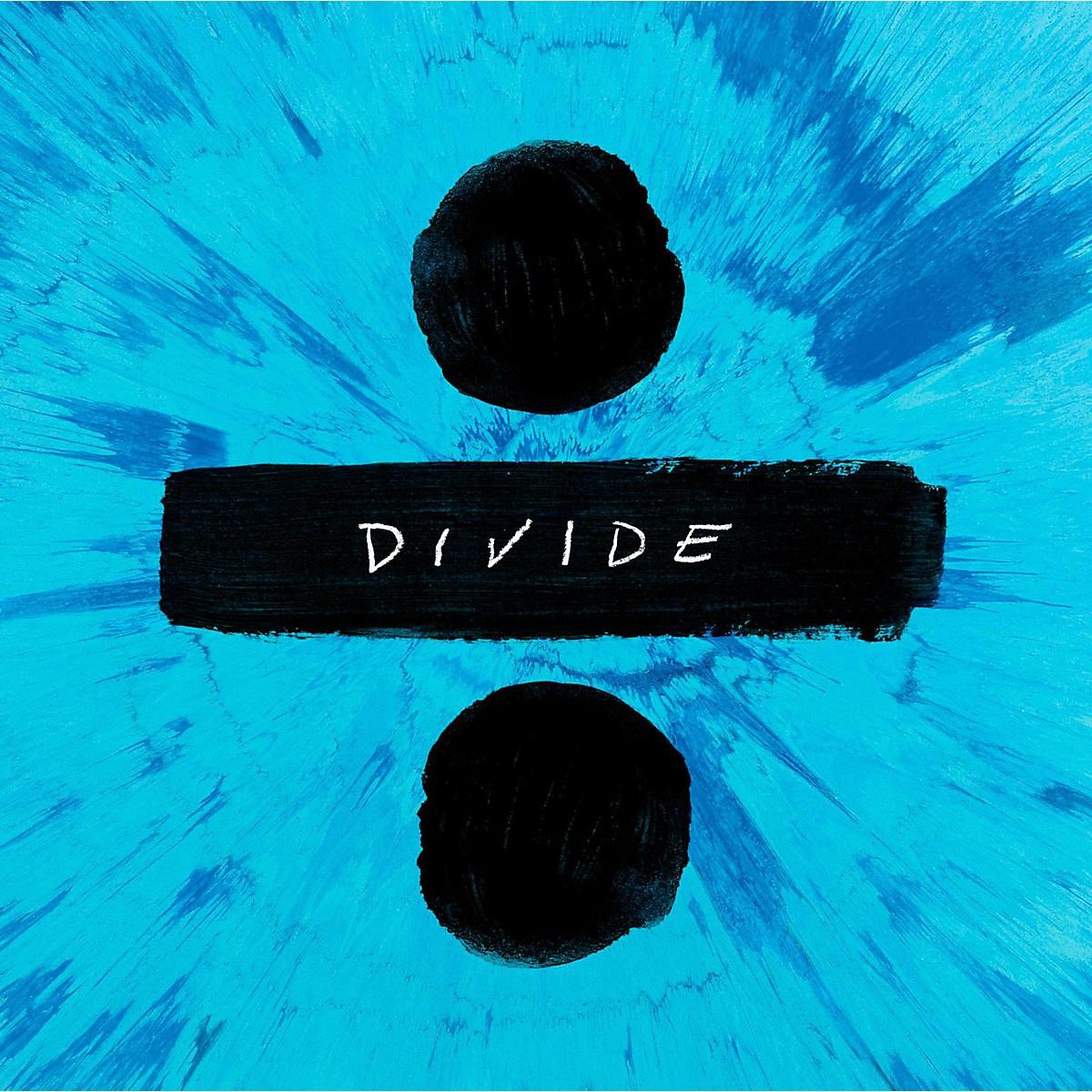 WEA Ed Sheeran - Divide - 2 LP - 45 RPM - 180 Gram Vinyl with Digital Download