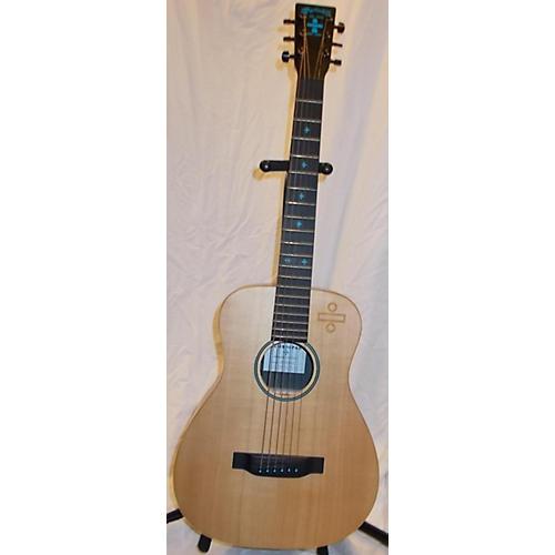 used martin ed sheeran 3 divide signature little martin acoustic guitar guitar center. Black Bedroom Furniture Sets. Home Design Ideas