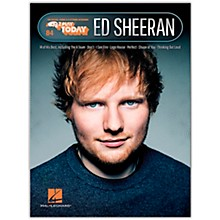 Hal Leonard Ed Sheeran E-Z Play Today Volume 32