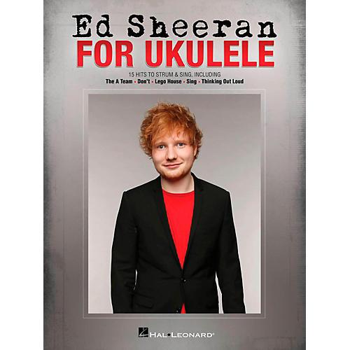Hal Leonard Ed Sheeran for Ukulele