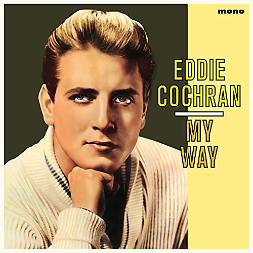 Alliance Eddie Cochran - My Way + 2 Bonus Tracks