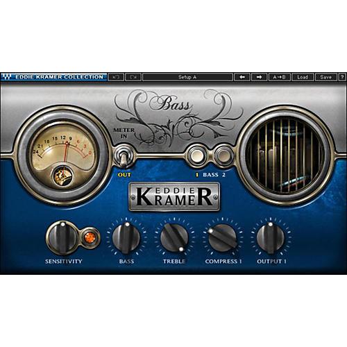 Waves Eddie Kramer Bass Channel Native/SG Software Download