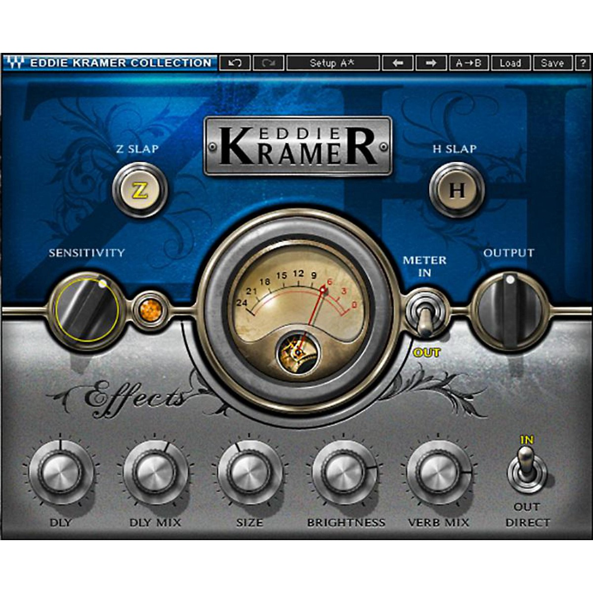 Waves Eddie Kramer Effects Channel Native/SG Software Download