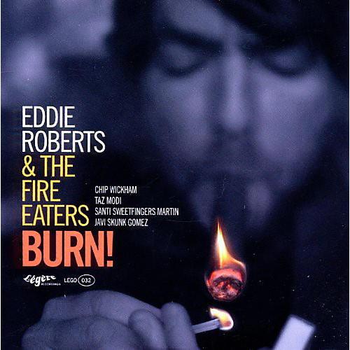 Alliance Eddie Roberts - Burn!