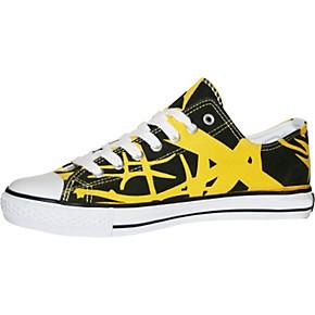 df1aec50fe6b9c EVH Eddie Van Halen Low-Top Sneakers Yellow Black 4