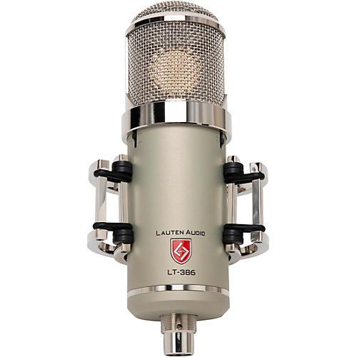 Lauten Audio Eden LT-386 Multi-Voicing Large-Diaphragm Vacuum Tube Condenser Microphone