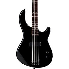 Edge 09 4-String Electric Bass Guitar Classic Black