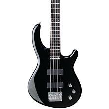 Edge 1 5-String Electric Bass Guitar Classic Black