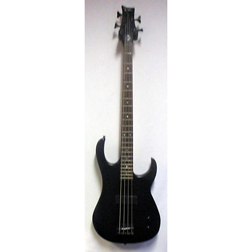 used dean edge 4 string electric bass guitar satin black guitar center. Black Bedroom Furniture Sets. Home Design Ideas
