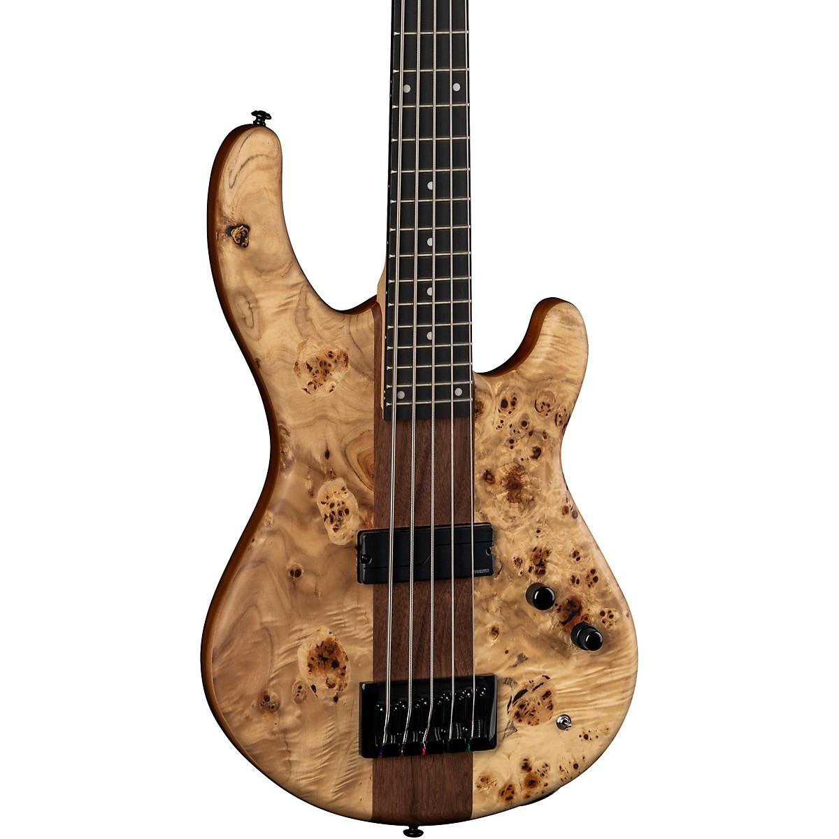 Dean Edge Pro Select Burled Poplar Electric Bass