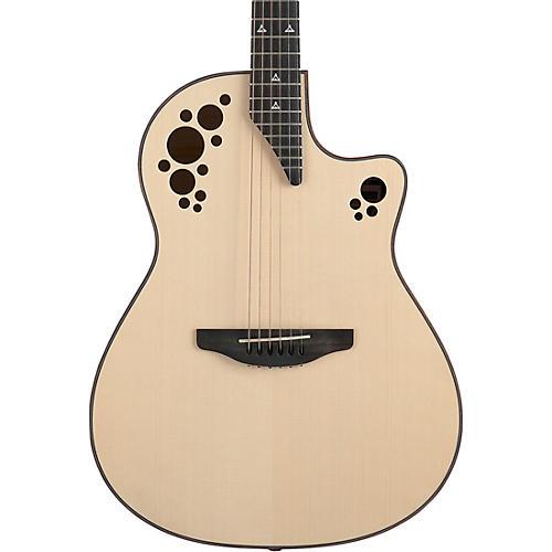 Ovation Edge Series American 2019 California SR-1 Acoustic-Electric Guitar