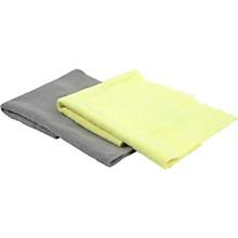 Music Nomad Edgeless Microfiber Drum Detailing Towels - 2 pack