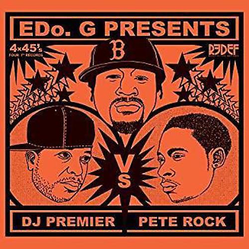Alliance Edo G - Pete Rock Vs. Dj Premier (4X45 Set)