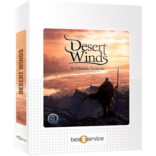Best Service Eduardo Tarilonte Desert Winds