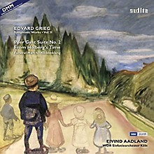 Alliance Edvard Grieg - Symphonic Works 2