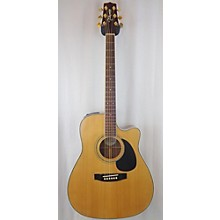 Takamine Eg334c Acoustic Bass Guitar