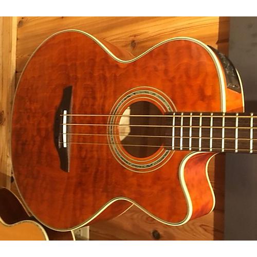 Takamine Eg512cgamq Acoustic Bass Guitar