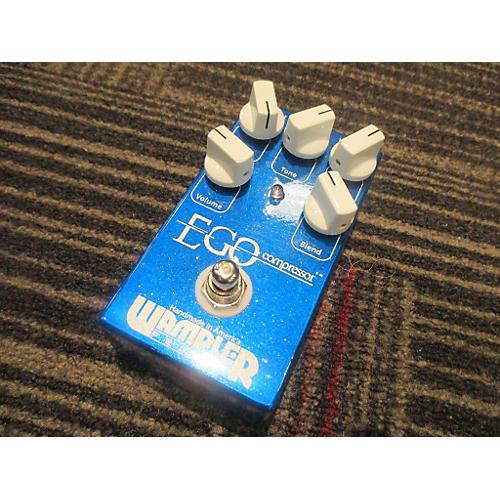 Wampler Ego Compressor Effect Pedal