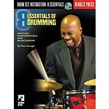 Berklee Press Eight Essentials of Drumming (Book/CD)