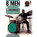 Music Minus One Eight Men in Search of a Drummer Music Minus One Series Softcover with CD thumbnail