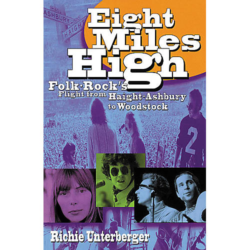 Backbeat Books Eight Miles High Book