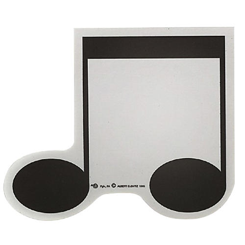 AIM Eighth Note Sticky Pad