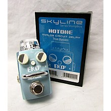 Hotone Effects Eko Delay Skyline Series Effect Pedal