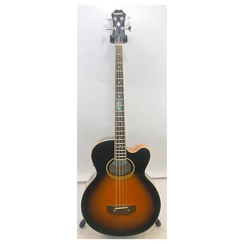 Epiphone El CAP-4C/VS Acoustic Bass Guitar