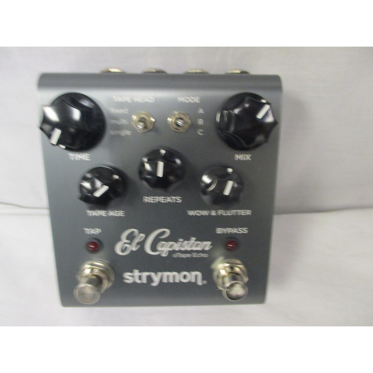 Strymon El Capistan DTape Echo Effect Pedal