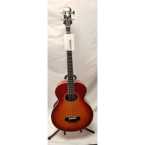 Epiphone El Capitan Acoustic Bass Guitar